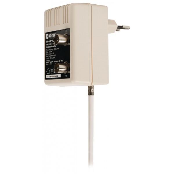 accessoires d antennes  amplificateur tv enfichable db sorties
