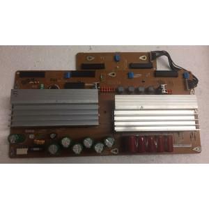 Carte d'alimentation X-SUS LJ41-05987A pour téléviseur SAMSUNG
